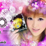 Barbie Eye Diamond Softlens Violet