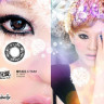 Barbie Eye Diamond Softlens Black