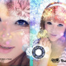 Barbie Eye Diamond Softlens Blue