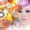 Barbie Eye Diamond Softlens Chocolate