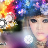 Barbie Eye Diamond Softlens Grey