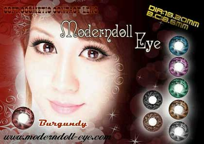 Modern-Doll-Eye-burgundy softlens