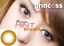 Princess Mint Softlens Brown