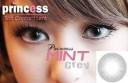 Princess Mint Softlens Grey