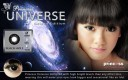 Princess Universe Softlens Black