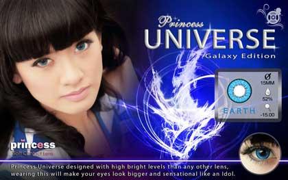 Princess-Universe-Earth