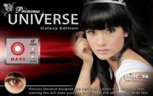 Princess-Universe-Mars