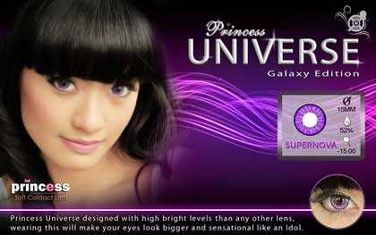 Princess-Universe-Supernova
