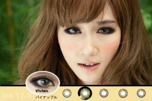 Vivian-Eye-Softlens-Pineapple-green
