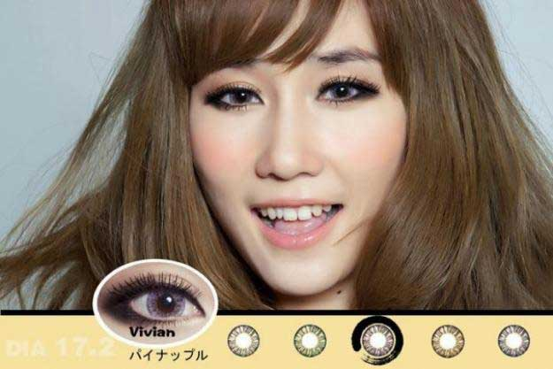Vivian-Eye-Softlens-Pineapple-violet