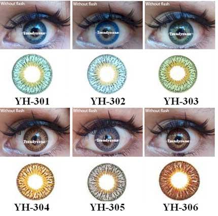 YH-series Geo Lens