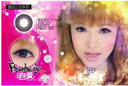 barbie-Princess-violet softlens