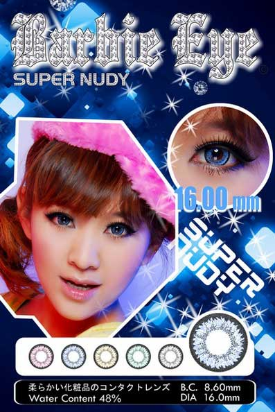 barbie-eye-super-nudy-blue softlens