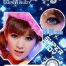 Barbie Eye Super Nudy Softlens Blue