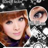 Barbie Eye Super Nudy Softlens Grey