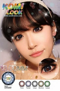 komi-look-blue softlens