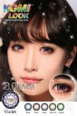 Komi Look Softlens Violet