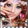 Miss Eye Sakura Softlens Brown