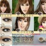 Vivian Eye Pineapple Softlens Aneka Warna
