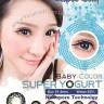 Baby Color Super Yogurt Blue Softlens