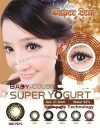 Baby Color Super Yogurt Brown Softlens