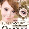 Baby Color Super Yogurt Choco Softlens