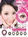 Baby Color Super Yogurt Pink Softlens