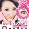 Baby Color Super Yogurt Pink Softlens