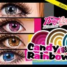 Candy Rainbow Baby Color Softlens