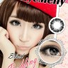 Eyemeny Pudding Softlens 22.8mm Black