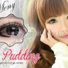 Eyemeny Pudding Softlens 22.8mm Gray