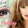 Eyemeny Pudding Softlens 22.8mm Green