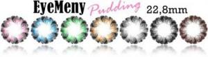 Eyemeny Pudding Softlens 22.8mm
