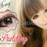 Eyemeny Pudding Softlens 22.8mm Brown