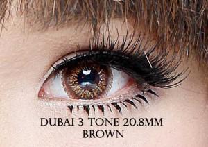 softlens-dubai-3tone-brown