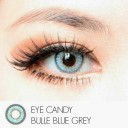 Eyecandy Bulle GrayBlue Softlens
