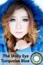 New The Dollyeye Glamour 22.8mm Blue
