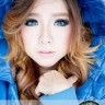 New The Dollyeye Glamour 22.8mm Blue