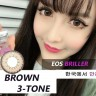 New Eos Briller Softlens Brown