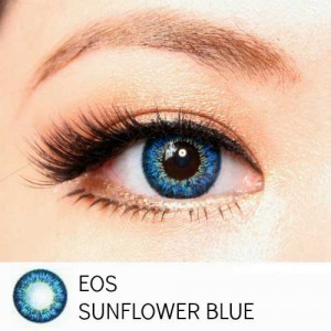 sunflower-blue-eye