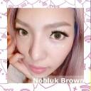 Nobluk Brown Softlens