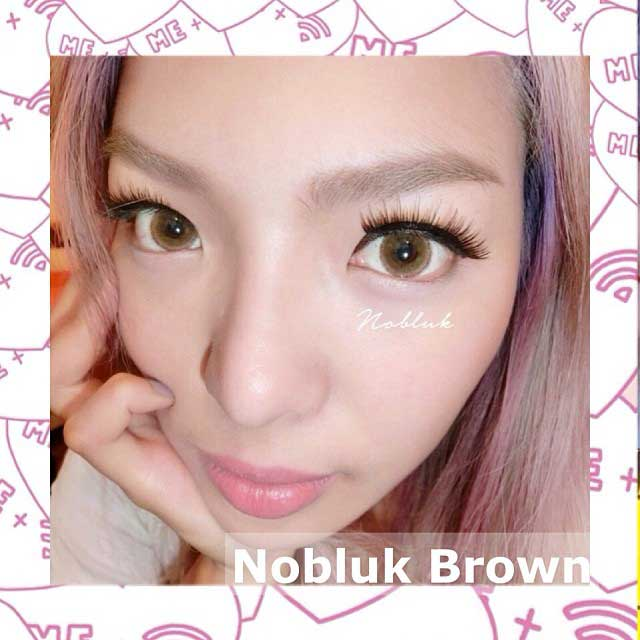 Softlens_nobluk_brown