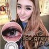Dreamcon Ice Gray Softlens