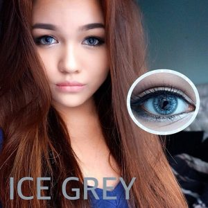 dreamcon ice grey softlens