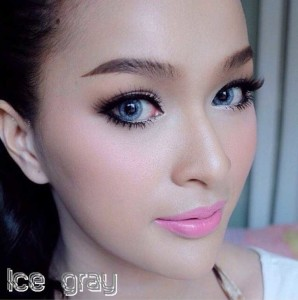 Dreamcon color_ice Gray Softlens