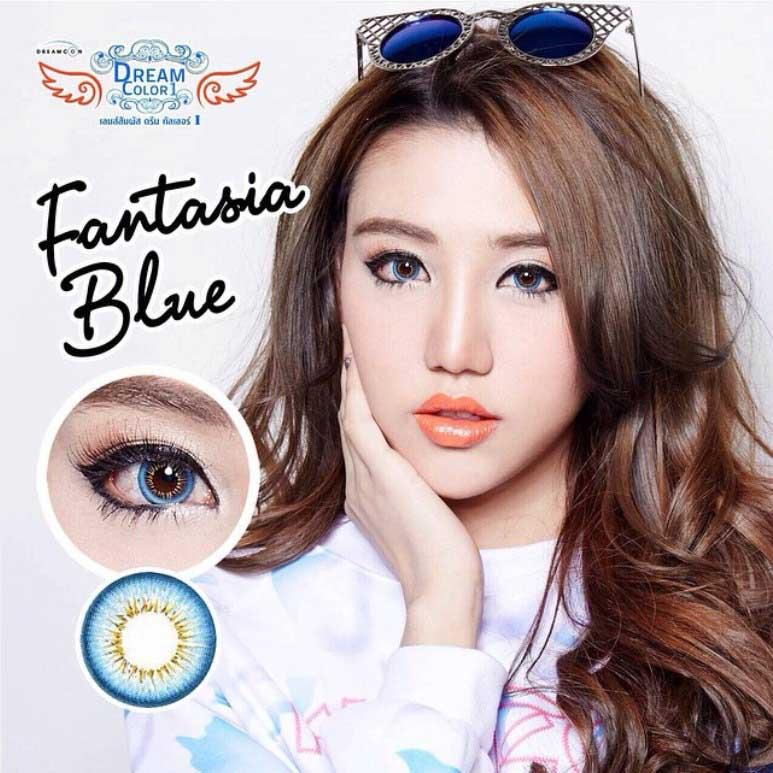 Fantasia_blue dreamcon softlens