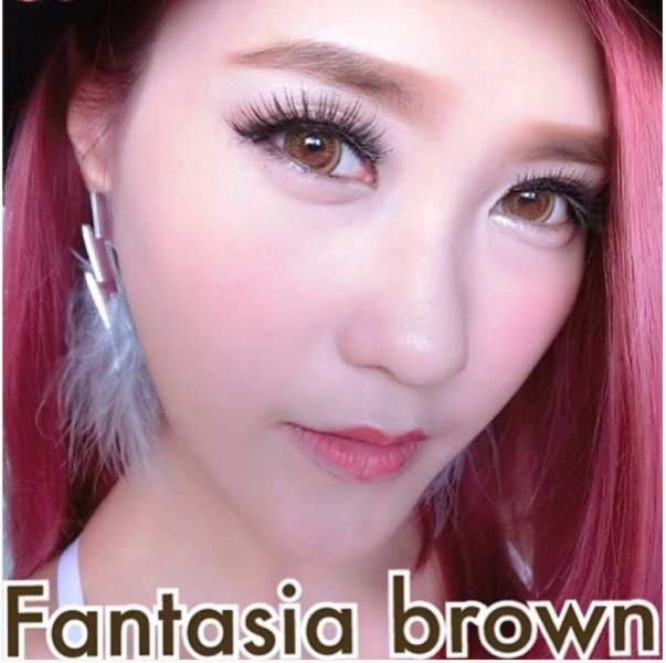 Fantasia_brown dreamcon softlens