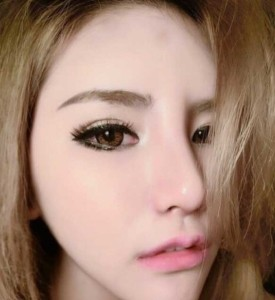 dreamcon color-softlens Soul_brown