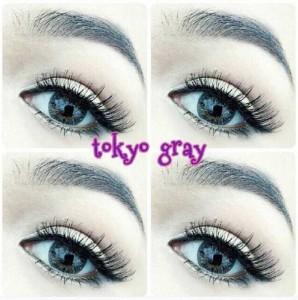 Dreamcon Tokyo-gray softlens
