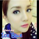 Dreamcon Ice Blue Softlens